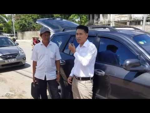 PV khách hàng Đắk Lắk ra HN nhận xe – chuyển xe Bắc Nam