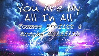 Nightcore - You Are My All In All - Lyrics