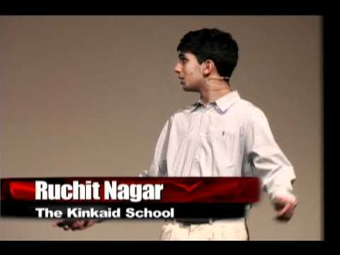 TEDxYouth@StJohns - Ruchit Nagar - Nuclear Weapons and Space Travel
