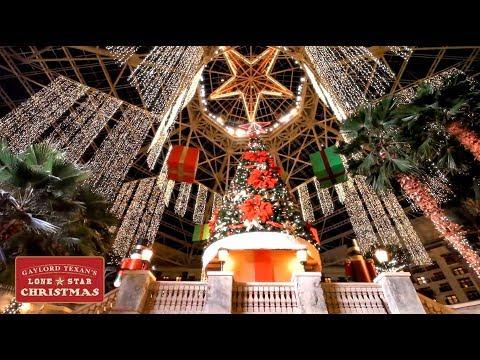 Gaylord Texan Lonestar Christmas and Ice! 2017 Mp3