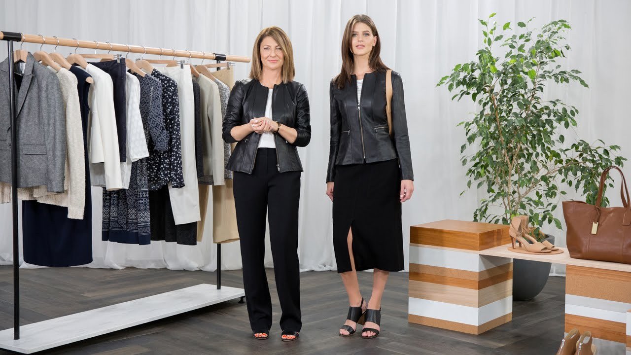 a76a3094b The Styling Studio - How to Wear The Peplum Leather Jacket