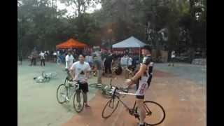 Beijing Alleycat 2012 - Fixed Gear Revolution 4 /  死飞大革命4