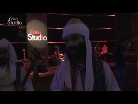 Daanah Pah Daanah, Akhtar Chanal Zahri & Komal Rizvi - Post Moments, Coke Studio Pakistan, Season 4