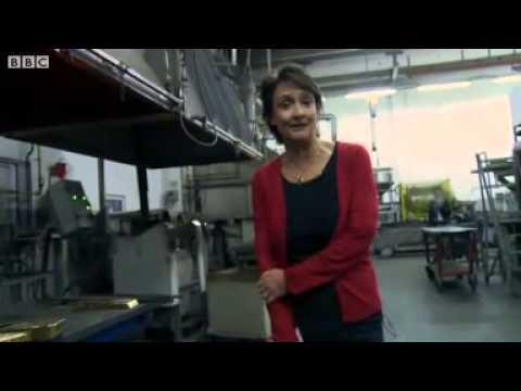A rare look inside a Swiss gold refinery