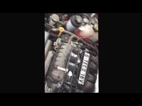 Проверка работы двигателя Chevrolet Spark 2012 двс B10D1