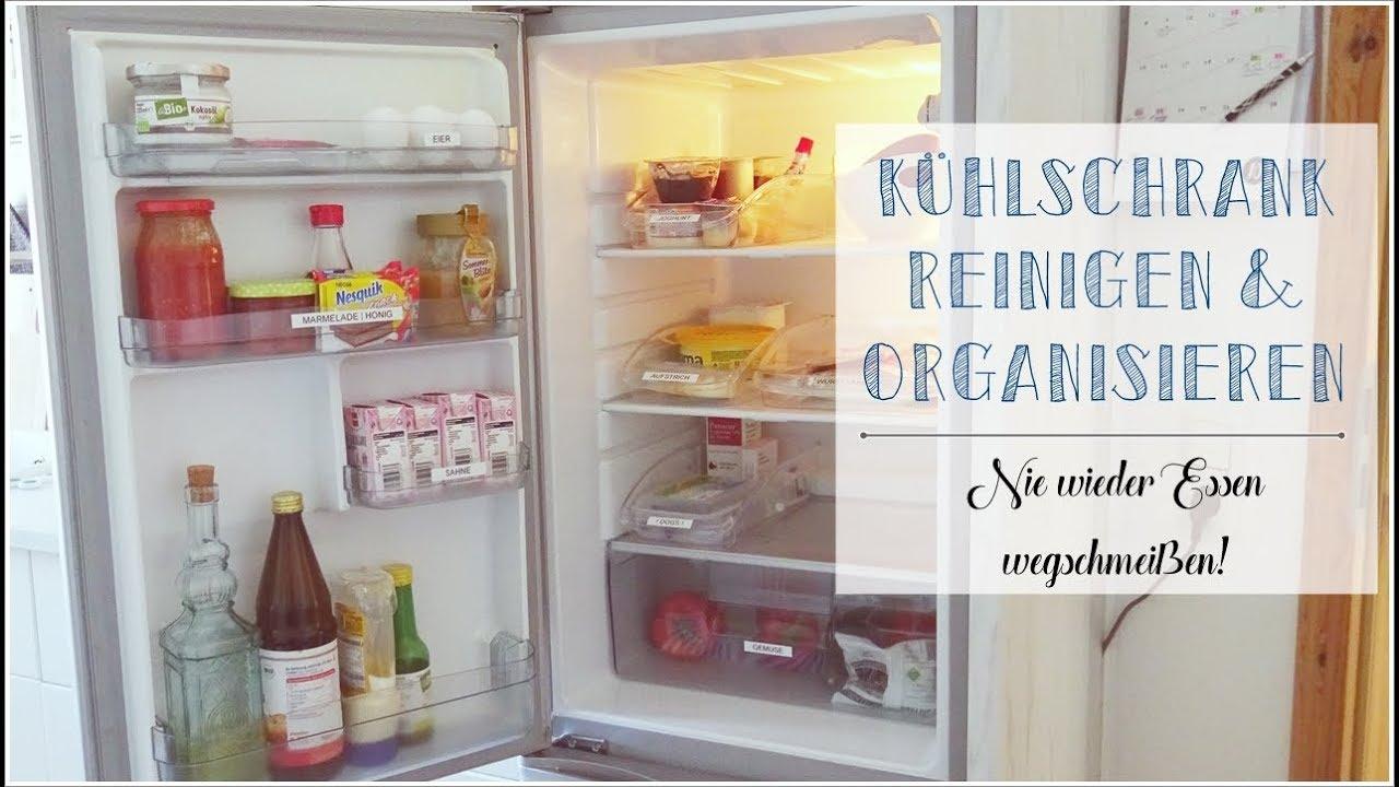 kühlschrank auswaschen