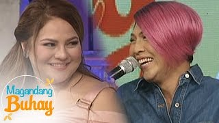 Magandang Buhay: Karla & Vice reveal each other's personalities
