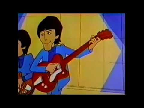 Beatles Cartoon - It Don't Come Easy (Ringo Starr)