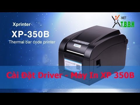 Cameleon Xprinter XP-360B Thermal Barcode Printer 0885087a619