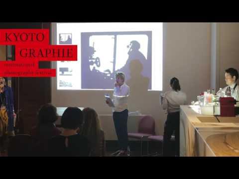 展示トーク:ルネ・グローブリ  - Exhibition Talk: René Groebli