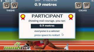 QWOP Gameplay - First Look HD