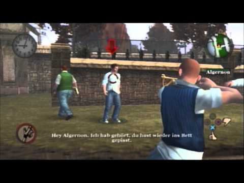 Canis Canem Edit Bully PS2 Gameplay HD