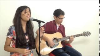 Video Hamari Adhuri Kahani - Acoustic cover | Priya Nandini & her dad Lekh Raj download MP3, 3GP, MP4, WEBM, AVI, FLV Juni 2018
