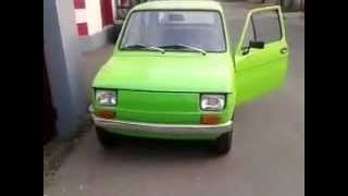 Fiat 126 Figo 250ccm