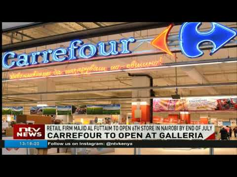 Carrefour to open 6th store at Galleria