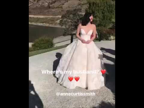 ANNE CURTIS WEDDING FULL COVERAGE - YouTube
