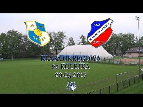 Borek - Kaszów 0-2 20.05.2017