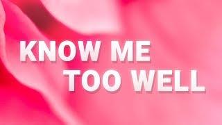 New Hope Club - Know Me Too Well (Lyrics) feat. Danna Paola