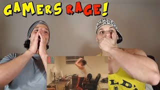 Gambar cover Funniest Gamers Rage Caught on Camera [REACTION]