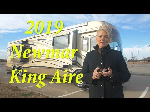 2019 Newmar King Aire | Full Motorhome Walkthrough Tour | NIRVC