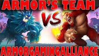 Armor's Team VS ArmorGamingAlliance TEAMS WARS!   ArmorGaming Team Wars!