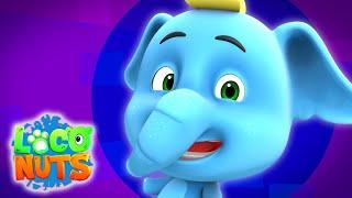 бессонница | мультфильмы для детей | веселые | Loco Nuts Russia | детские видео