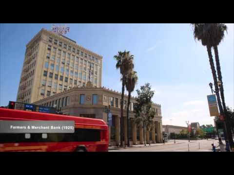 Long Beach Shorts - Architecture in Long Beach
