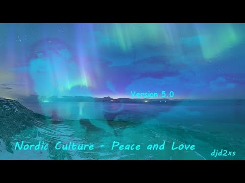 Nordic Culture Peace and Love - Version 5.0