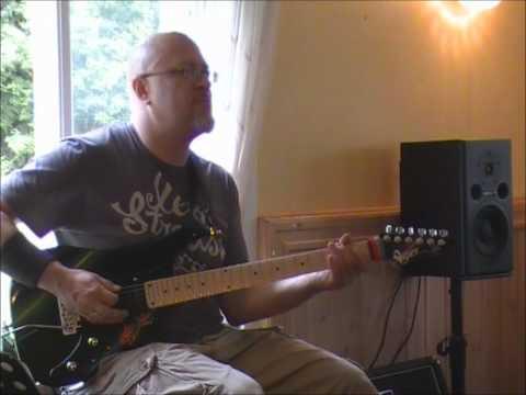 Christophe Godin lesson at Freak Guitar Camp 2010