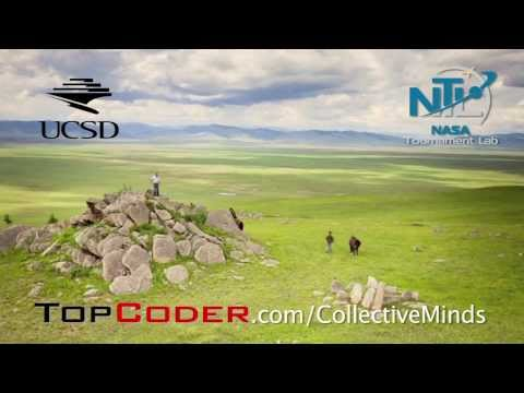 Collective Minds and Machine Learning Exploration Challenge - NASA, UCSD, Harvard and TopCoder on YouTube