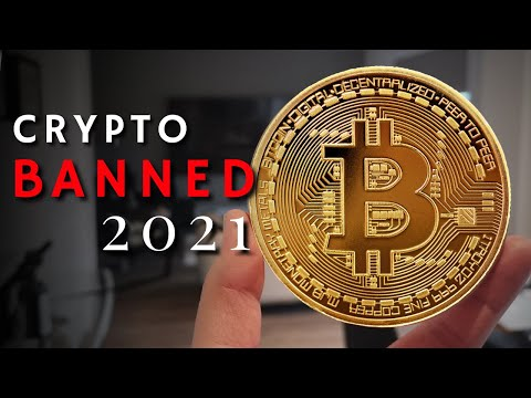 Why Crypto Trading is BANNED in 2021