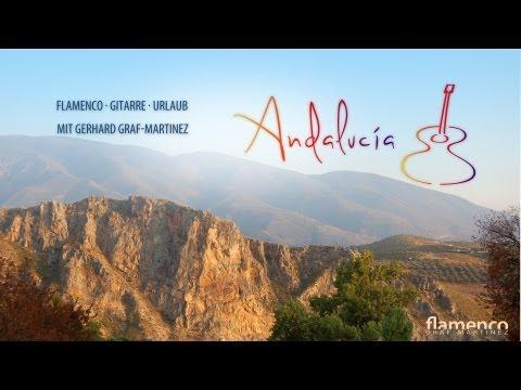 Flamenco-Gitarrenkurs in Andalusien mit G. Graf-Martinez