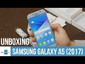 - Samsung Galaxy A5 2017 Unboxing