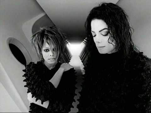 Michael & Janet Jackson´s - Scream Remix