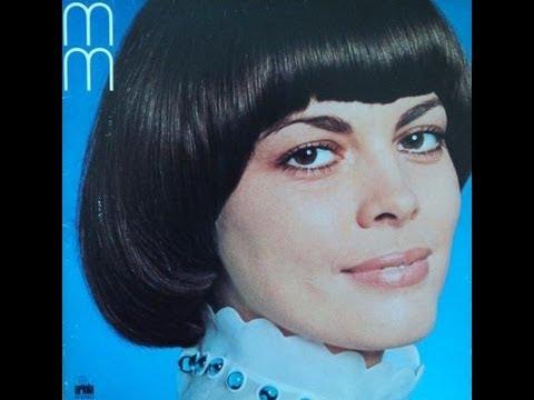 Mireille Mathieu Wie der Wind und das Meer (1973)