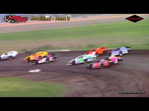 Modified Heats/360 B Feature - Park Jefferson Speedway - 5/26/18
