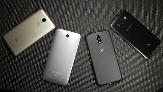 Xiaomi Redmi Note 3 VS Lenovo ZUK Z1 VS Moto G4 Plus VS Samsung Galaxy J7 16:Best Phone In INR15,000