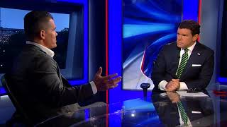 Bret Baier Interviews Josh Brolin about upcoming movie 'Only The Brave'