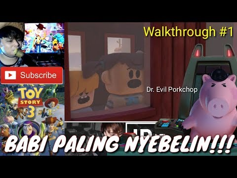 Toy Story 3 The Video Game : Tutorial Download Dan Walkthrough Part 1 (PC/Xbox360/PS3/Wii) thumbnail