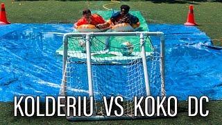 KOLDERIU VS KOKO DC