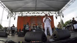 Max Romeo with Soul Syndicate SNWMF whole show June 20 2015