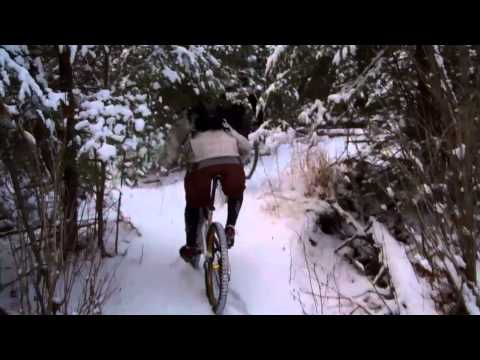 Shuniah Snow Ride 2011.mp4