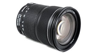 Canon EF 24-105mm f/3.5-5.6 IS STM Handling Review & Full HD samples