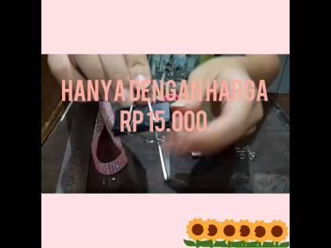 Cara membuat choker (how to make choker)