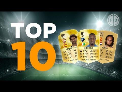 Top 10 FIFA 16 Ultimate Team Hidden Gems!