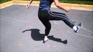 Classical Chinese Jump Rope Tutorial