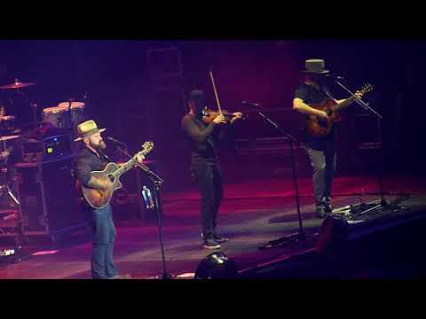 Zac Brown Band - Keep Me In Mind - O2 Arena, London (Bluesfest) - October 2018