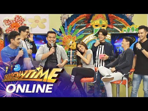 It's Showtime Online: Contender from Luzon, Vener Johann Celindro