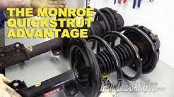 The Monroe QuickStrut Advantage -EricTheCarGuy