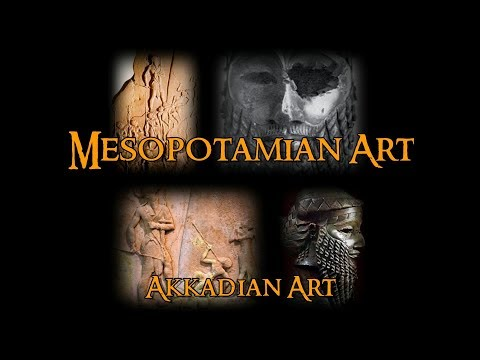 Mesopotamian Art - 3 Akkadian Art